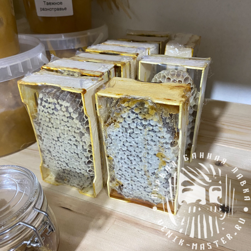 Мед секционный Алтайский