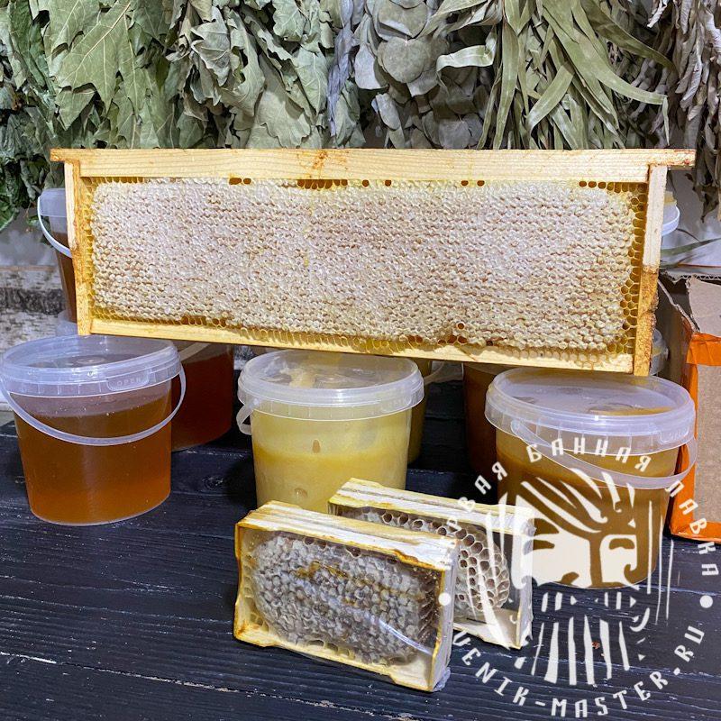 Мед в магазине Первая Банная лавка